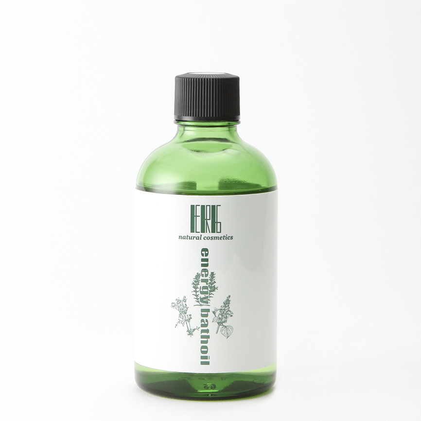 energy bathoil / floral